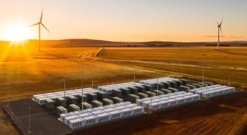 The Hornsdale Telsa big battery in South Australia