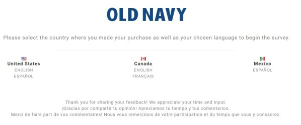 Image result for Feedback 4 Old Navy