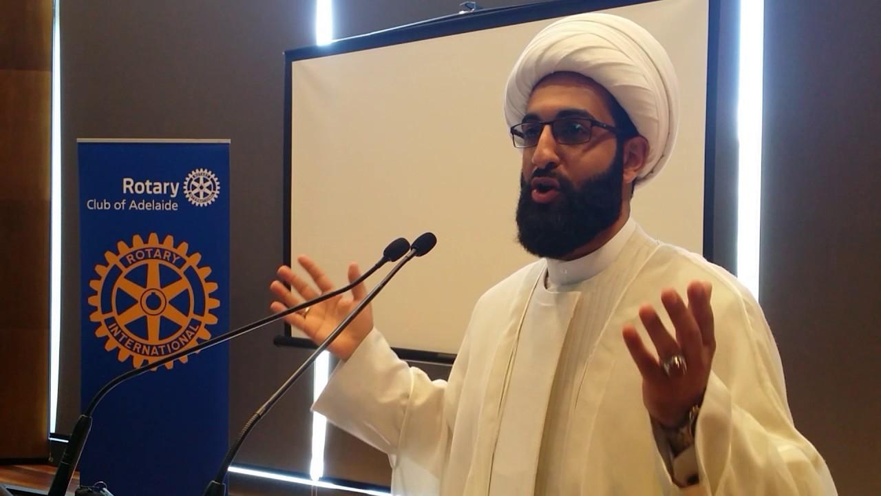 Imam Tawhidi, Imam Tawhidi tweets, Imam Mohammad Tawhidi