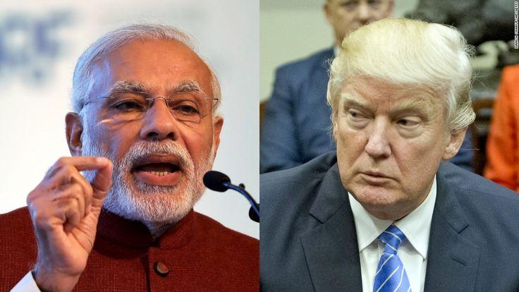 India US Relation, PM Narendra Modi, Donald Trump, China OBOR Project, Pakistan, Afghanistan, World-Politics