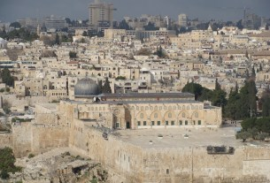 Will the Occupied Eastern Jerusalem become the capital of the Palestinians?