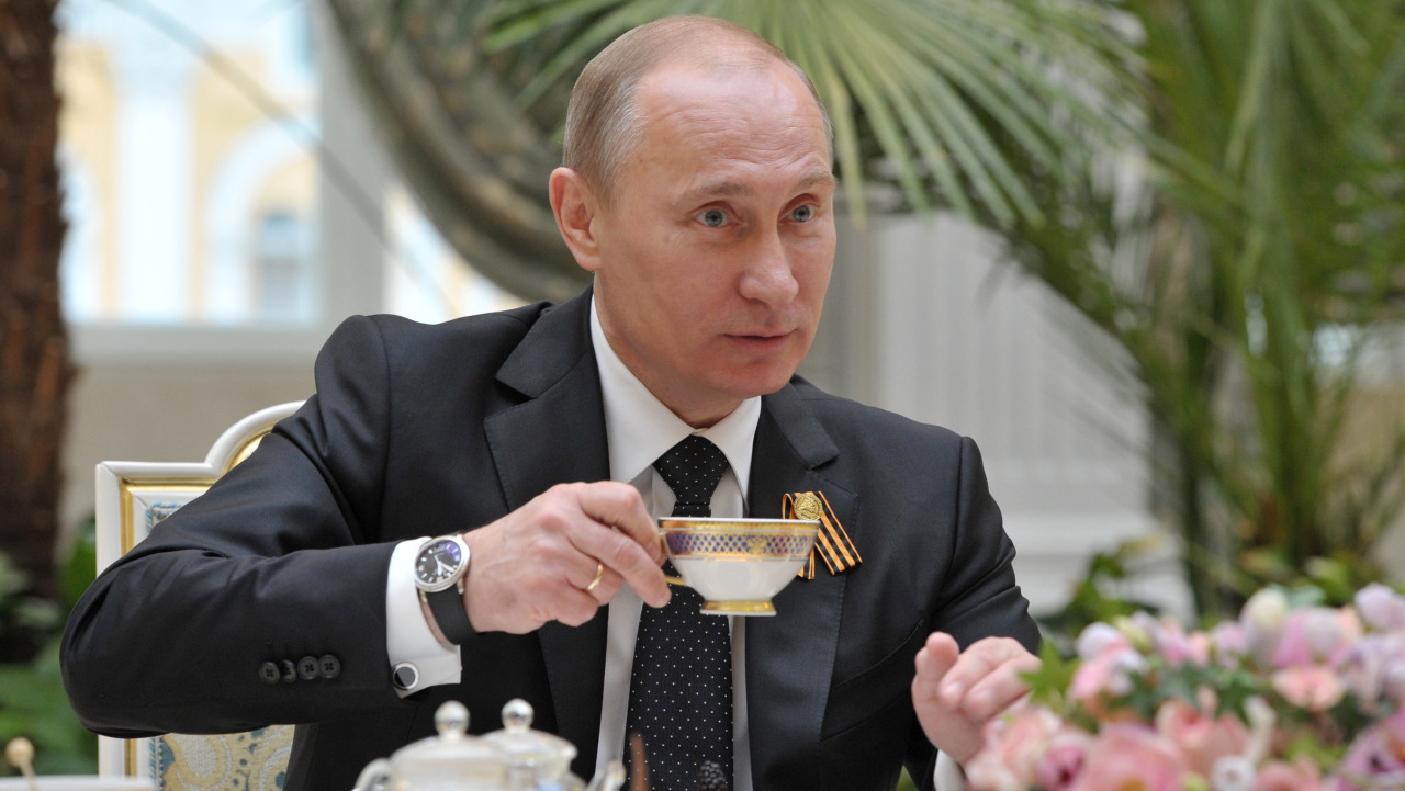 Putin: Journey to a president from a spy.