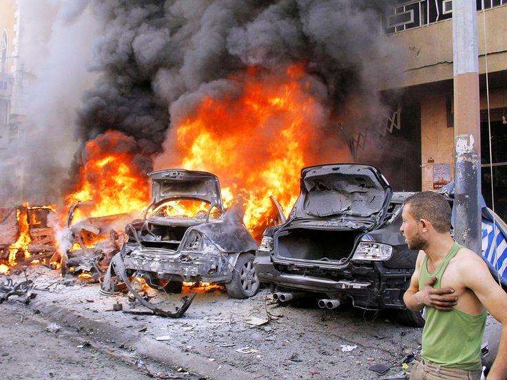 Blast in Syria,Blast in Jihadist base,23 people died,Syria
