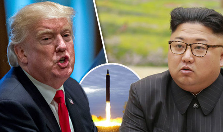 donald trump , usa, north korea, kim jong , twitter fight
