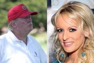 Donald Trump,Porn Star,1,30,000 Dollar,porn star stormy Daniel,stormy Daniel With Trump,Report
