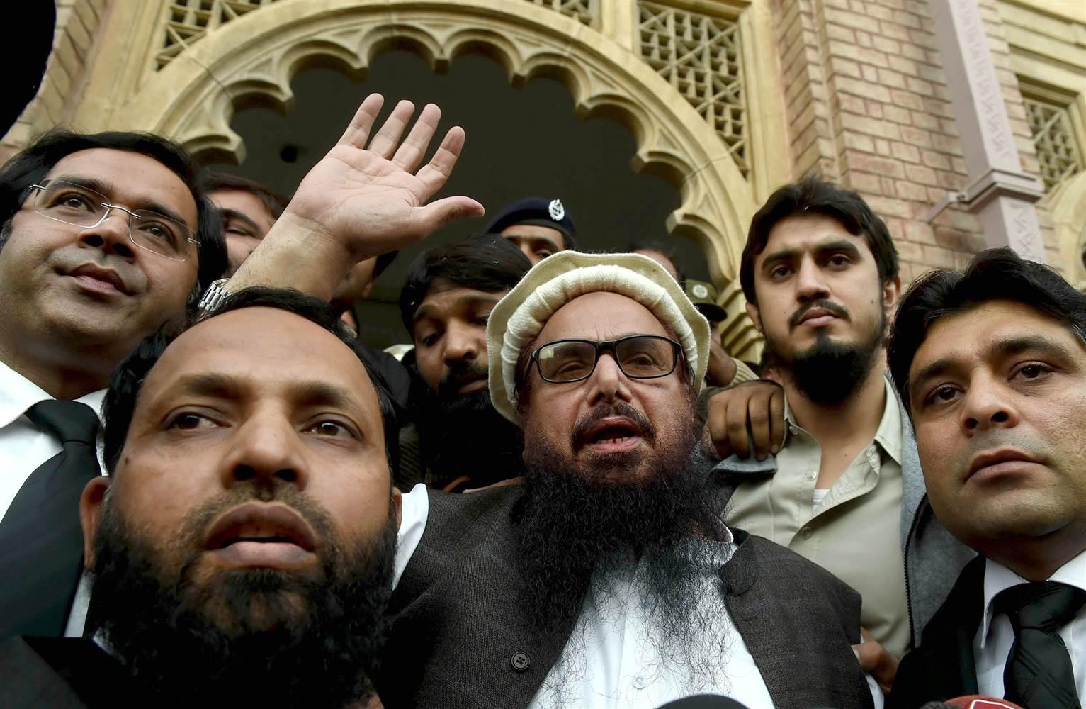 Pakistan,Lahore High Court,Hafiz Saeed