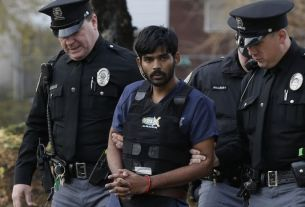 Raghunandan Yandamuri,killing,Indian American prisoner,grandmother,execution