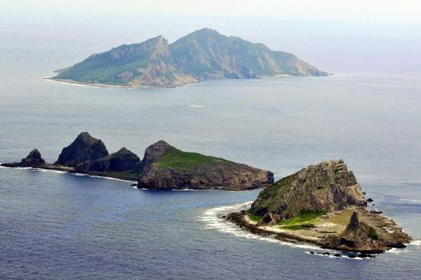 South Korea-China-Japan dispute,Japan,disputed island