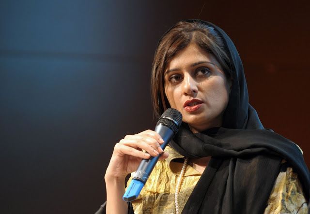 US President,Hina Rabbani Khar,former foreign minister of pakistan,Donald Trump