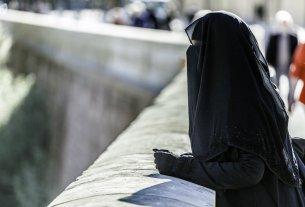 Niqab,Hijab,Denmark,burqa ban