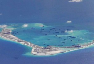 South China Sea,reef of mischief,military outpost,ASEAN