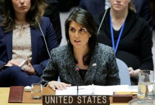 World-politics, USA, threatens, Iran, Russia, UN veto