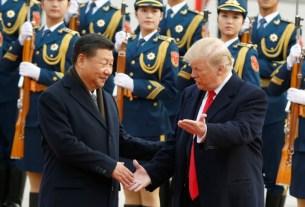 Xi Jinping,trade relation,Donald Trump