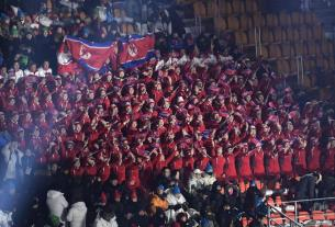 winter olympics,sex slave,North Korea's Cheerleaders,Kim Jong Un,forced sex