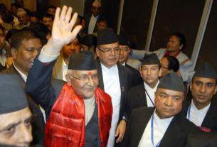 Nepal,KP Oli,prime minister