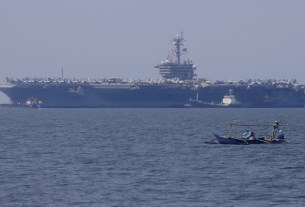 Vietnam visit,USS Carl Vinson,US Navy