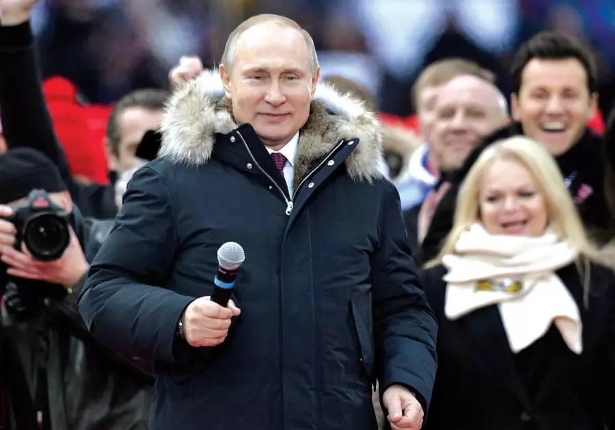 Vladimir Putin,six years term,Russian presidential election