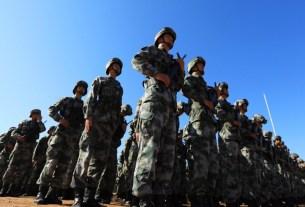 Xi Jinping,PLA,frontier troops,China