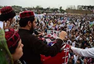 pashtun pakistan,pashtun movement,pakistan military pashtun,Manzoor Pashteen