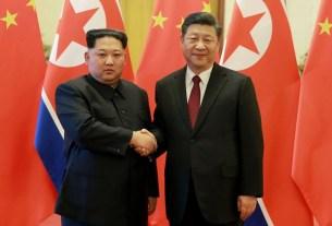 North Korea,kim jong un meets xi jinping,Kim Jong Un,China