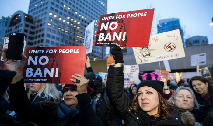 US,trump,travel ban,muslim