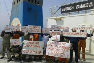 uae,Maharshi Vamadeva,indians detained in uae,Fujairah port