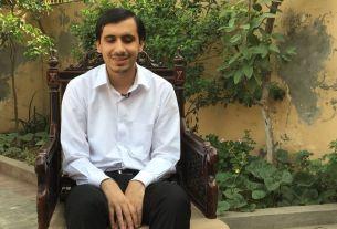 yousaf saleem,paks first blind judge,Pakistan