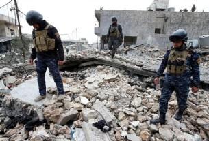 Mosul,ISIS,Iraq,dead bodies retrieved