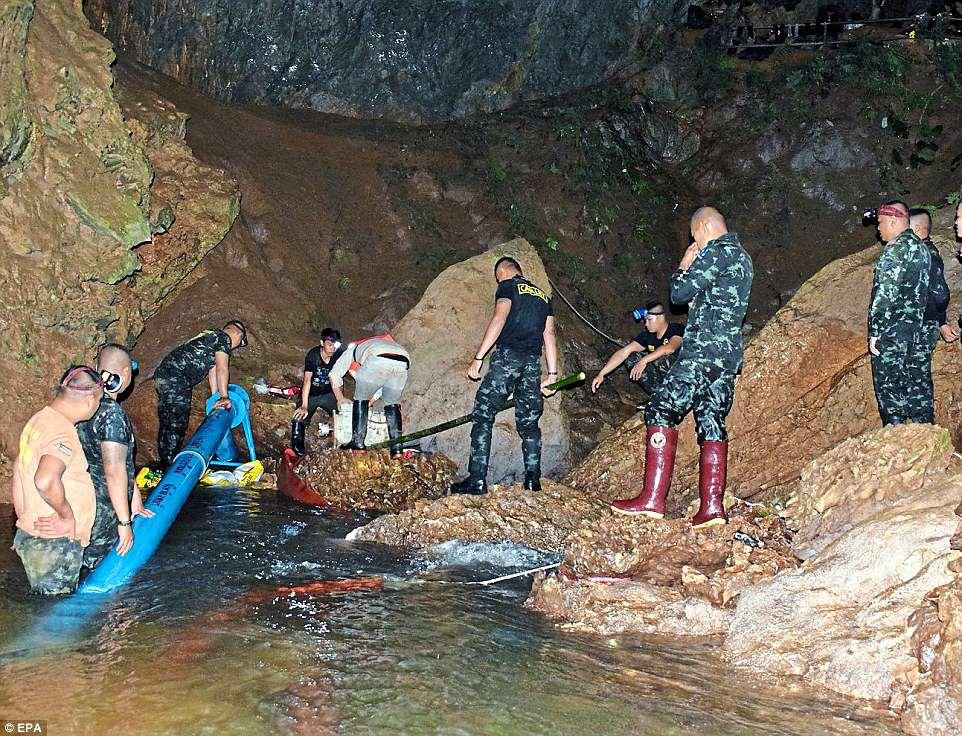 Thailand Cave News,thailand cave,thai football team coach,hero or zero