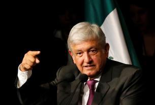 US-Mexico,Mexico president,Leftist President,andres manuel lopez obrador