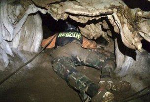 thailand cave,thailand cave rescue, thailand football team