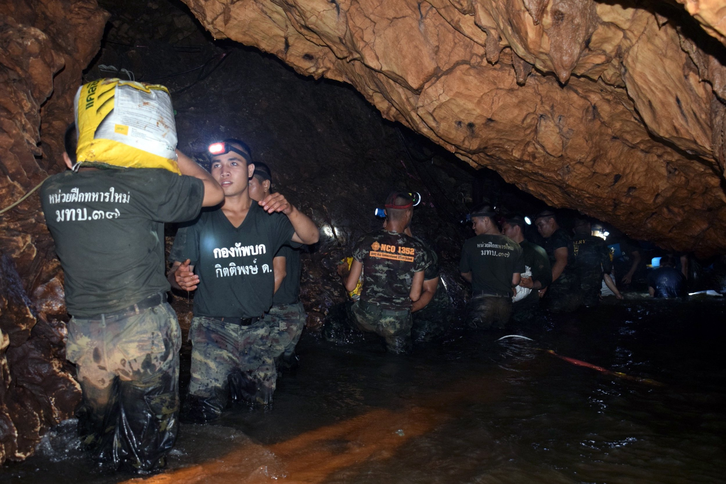 thailand news,thai football team,thai cave rescue,football team in cave