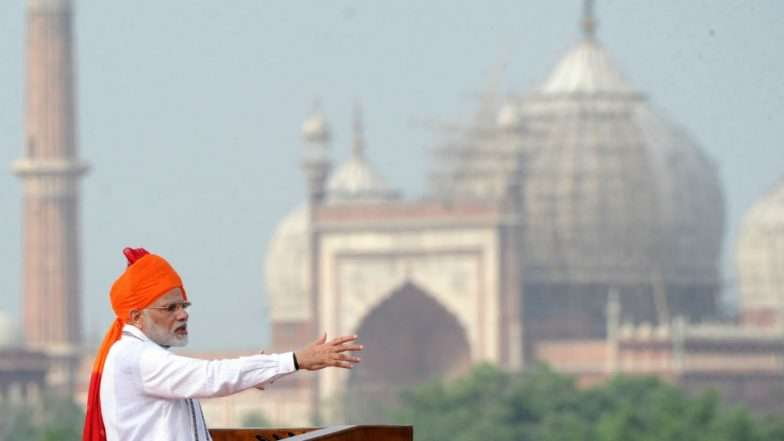 PM Modi Speech Highlights: On Independence Day 2018, Highlights of PM Narendra Modi Speech