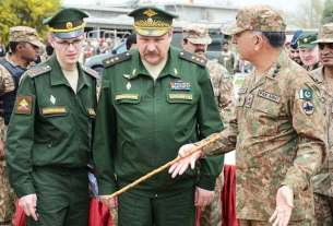 Russian military ,Pakistan ,pak-russia defence ties ,World News