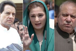 Shahbaz Sharif ,proclaimed offender ,PML-N ,World News