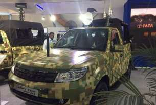 Tata Safari Storme Army ,Tata Motors ,Safari Storme ,Safari ,Indian Army ,auto News