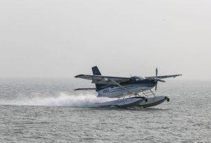 water aerodrome ,suresh prabhu ,seaplane ,Business News