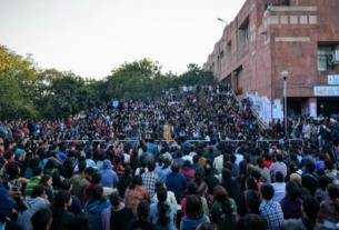 JNUSU, JNU Elections, JNU, Metro News