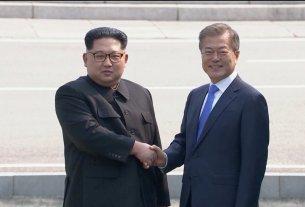 South Korea, North Korea, kim-moon meeting, World News