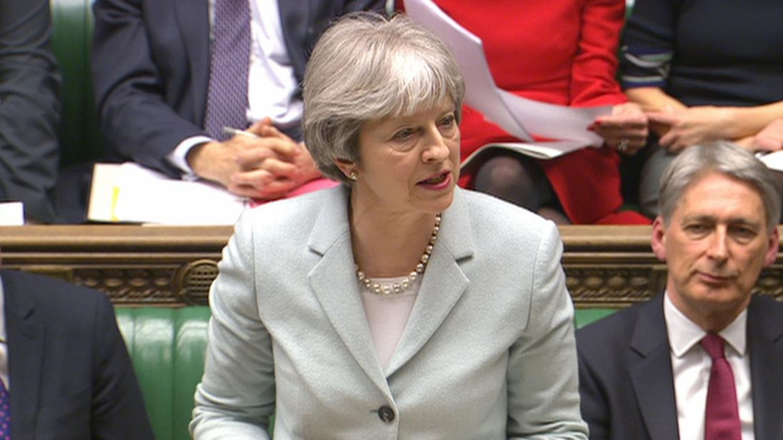 Theresa May, Britain, Brexit deal, World News