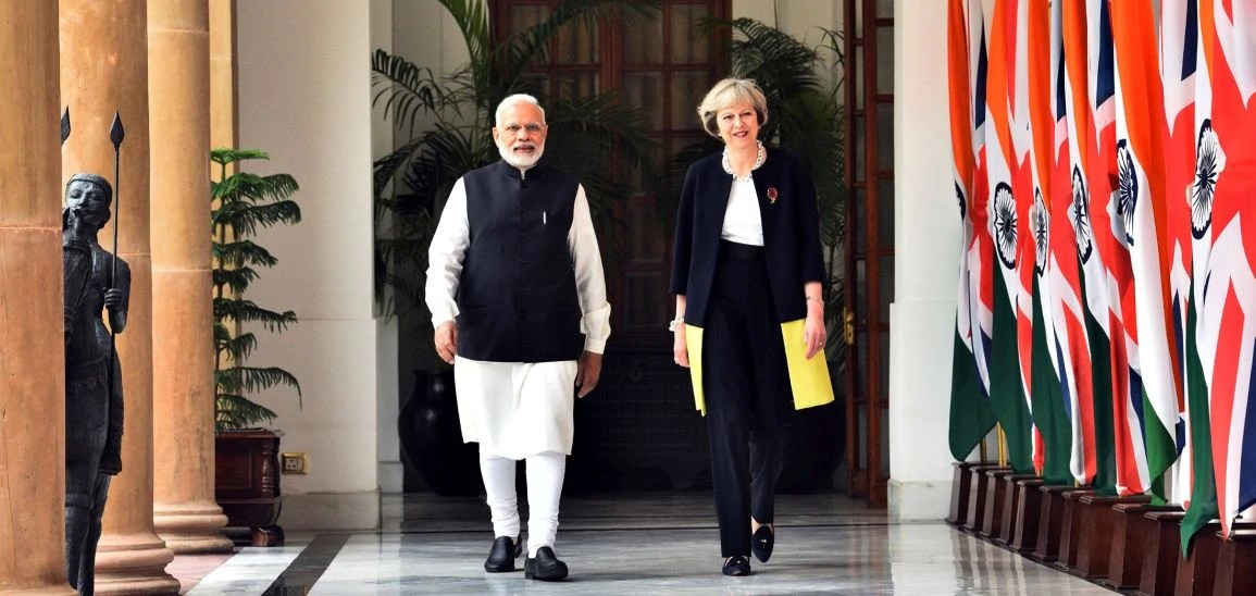 Theresa May, NSG, Narendra Modi, India-britain, india News
