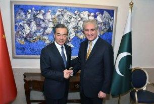 Wang Yi, Pakistan, debt, cpec, China, Belt and Road, World News