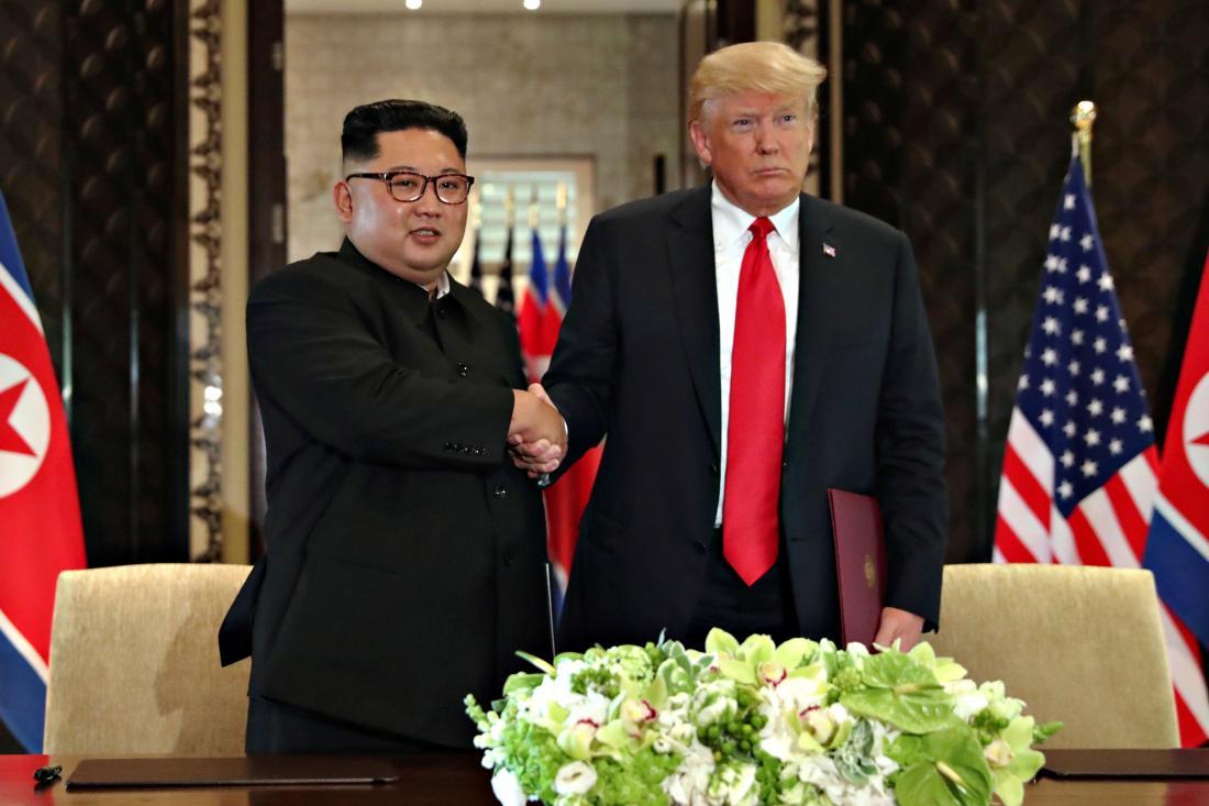 us-north korea relation, Kim Jong-un Letter, Kim Jong-un, Donald Trump, World News