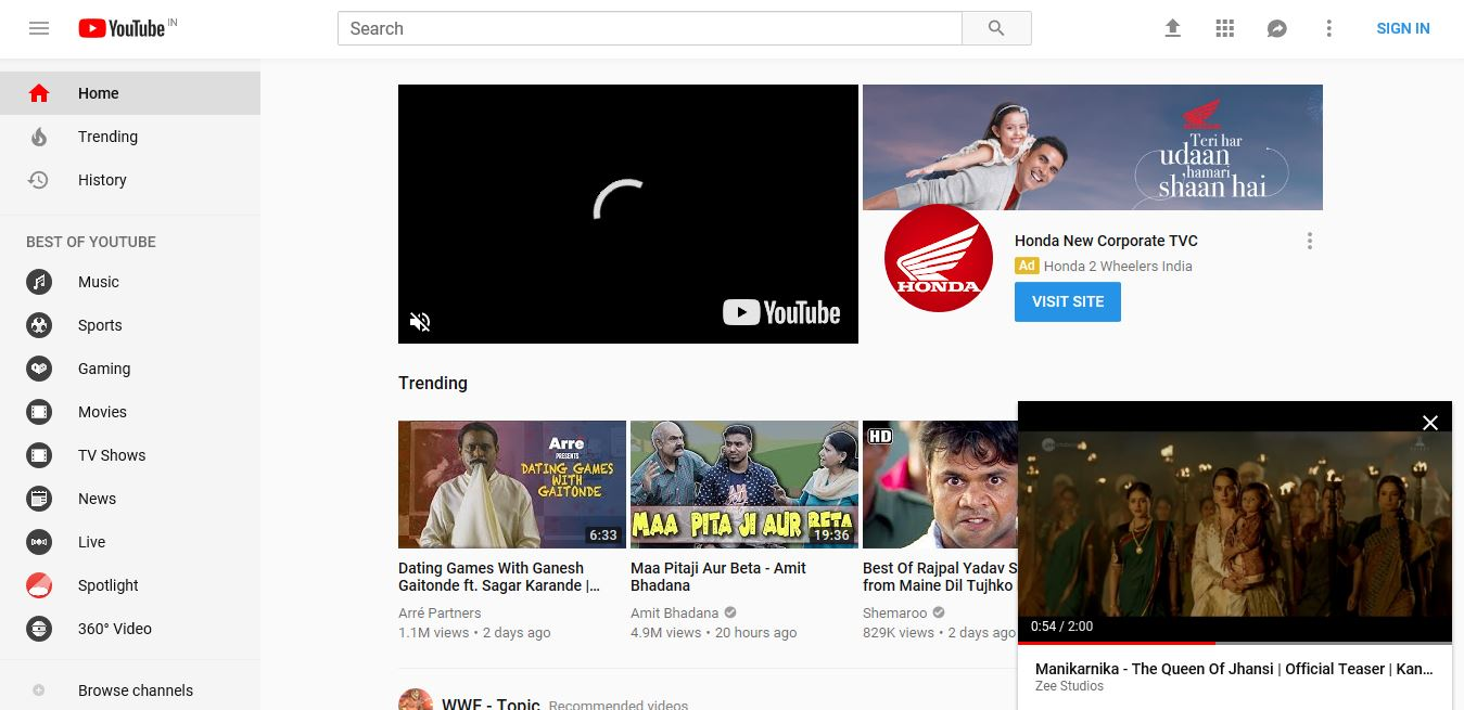 Youtube New Feature, youtube mini player, YouTube, tech news, google, tech News