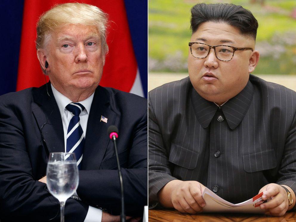 Kim Jong Un, Donald Trump, World News