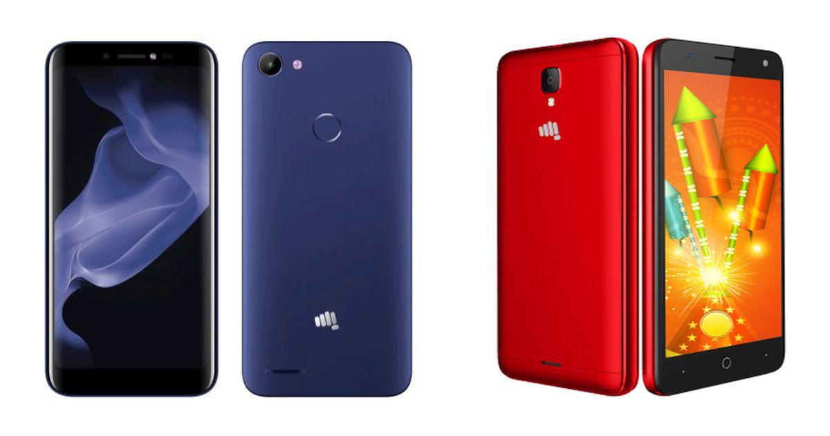 Micromax smartphone, bharat 5 infinity edition, bharat 4 diwali edition, Gadgets News