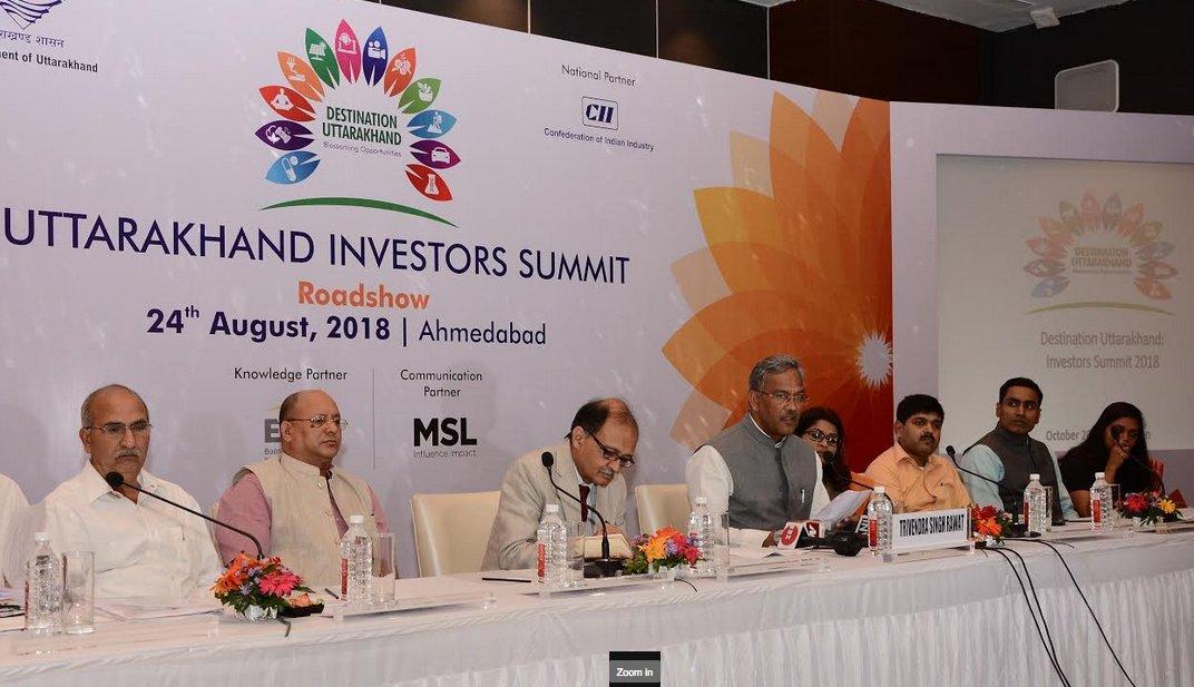 Uttarakhand investors summit, Narendra Modi in Uttarakhand, Destination Uttarakhand, state News