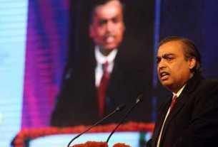 mukesh ambani on broadband connectivity, India Mobile Congress 2018, Business news