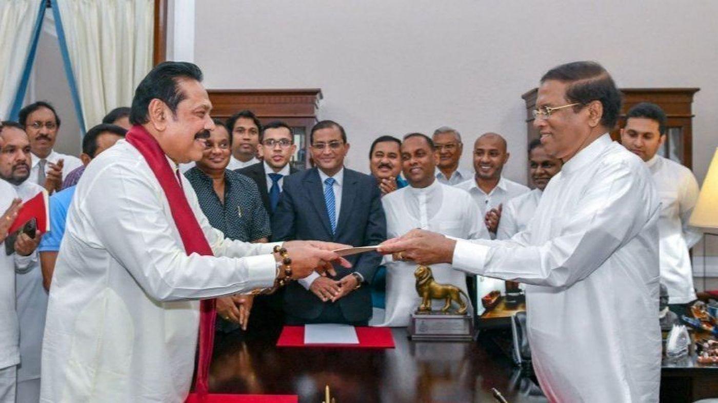 political crisis in sri lanka, Mahinda Rajpaksha, china reacts on sri lanka, asian countries News