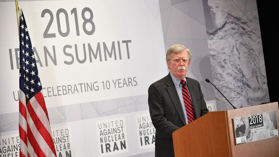 us sanctions in iran, Oil imports Iran, America, World News, john bolton